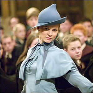 Clemence Poesie Alais Fleur Delacour Harry Potter