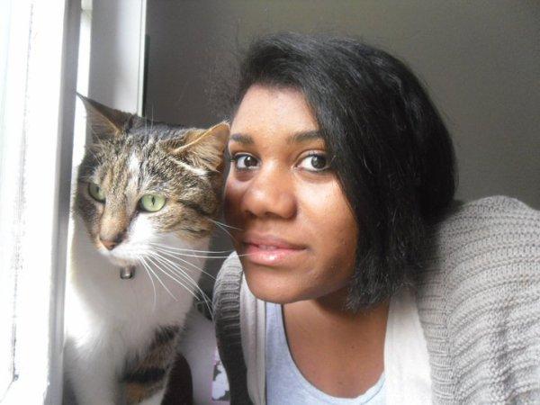 moi et tigrette