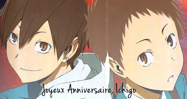 "One-Shot 1 : ""Joyeux Anniversaire, Ichigo !"""