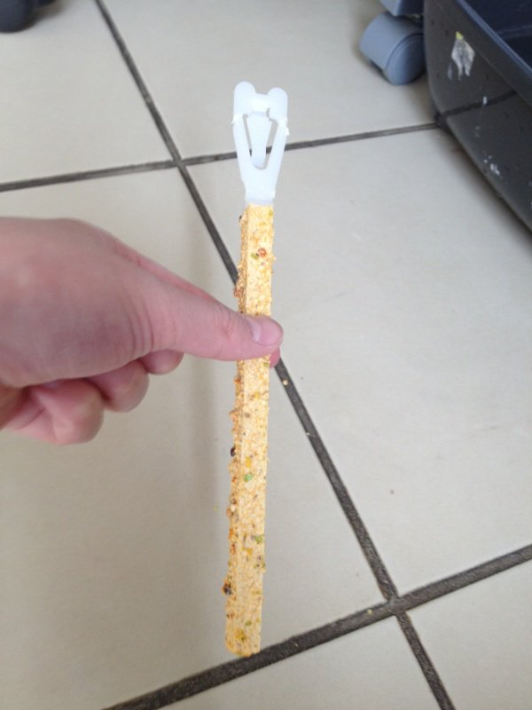 Sujet : baguettes