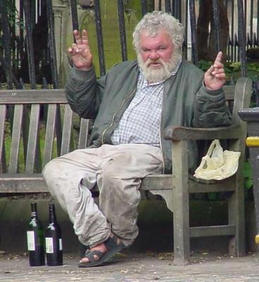 Les alcoolos, En ce très beau matin de mai (feat. Beethoven)