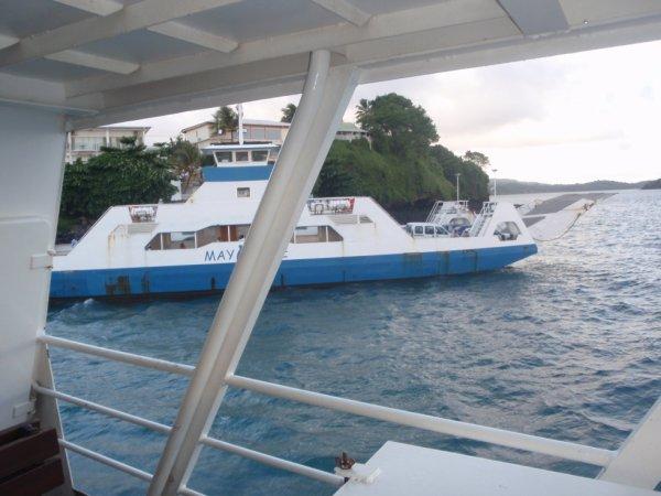 6h A la Barge