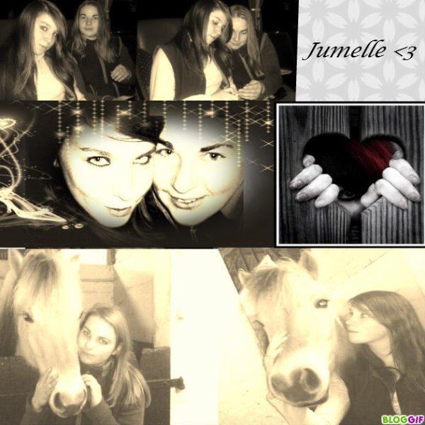 jumelle <3