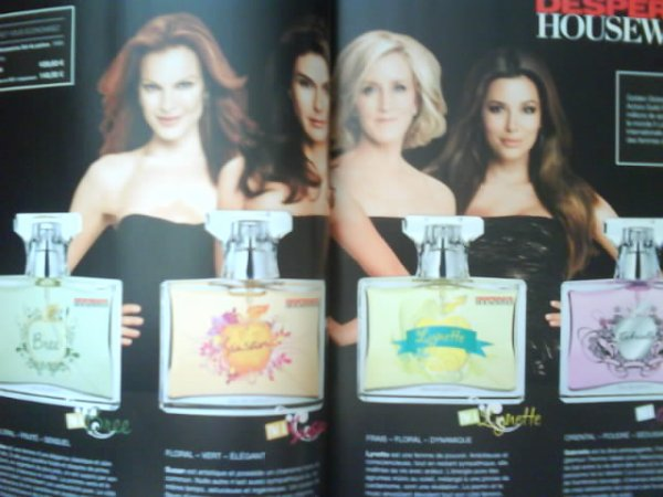 Gamme DESPERATE HOUSEWIVES