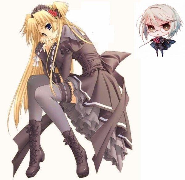 Nouveaux Personnages: Eikoku et Deather Sol!