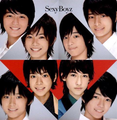 Sexy Boyz! /Sexy Show (Sexy 松) & Sexy Boys
