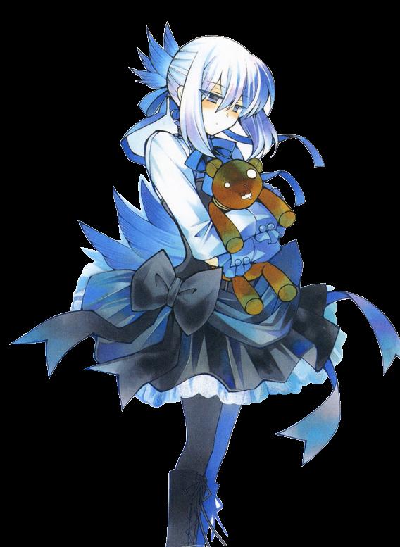 Top 10 de mes personnages préférés de Pandora Hearts part 1