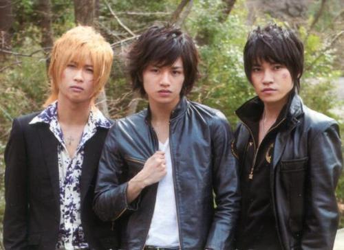 BAD BOYS J & BAD BOYS J The Movie (劇場版 BAD BOYS J)/ Gekijo-ban BAD BOYS J