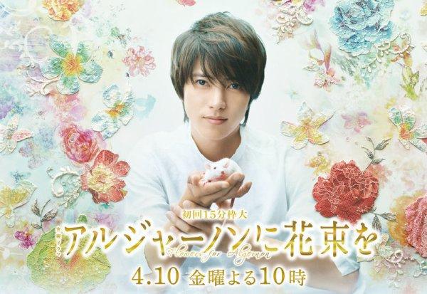 Algernon ni Hanataba wo (アルジャーノンに花束を)/ Flowers fo Algernon
