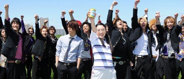 Gokusen (ごくせん): Les 3 saisons + Le Film