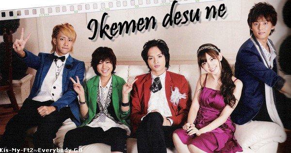Ikemen Desu ne (美男ですね)