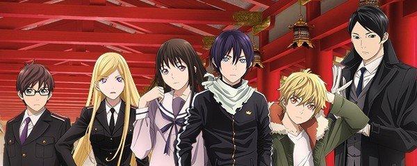 Noragami Shuuishuu & Noragami ARAGOTO (ノラガミ ARAGOTO) / Noragami 2nd Season / Stray God 2nd Season