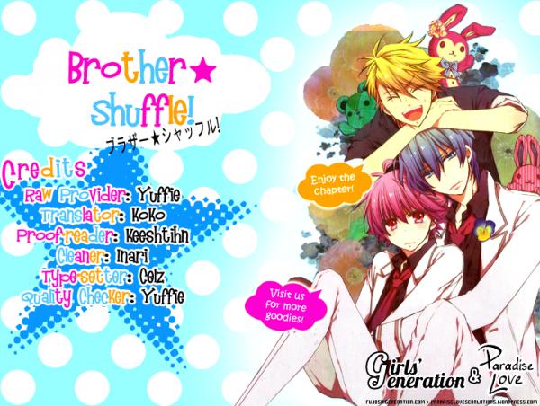 Brother Shuffle! (ブラザー★シャッフル!)