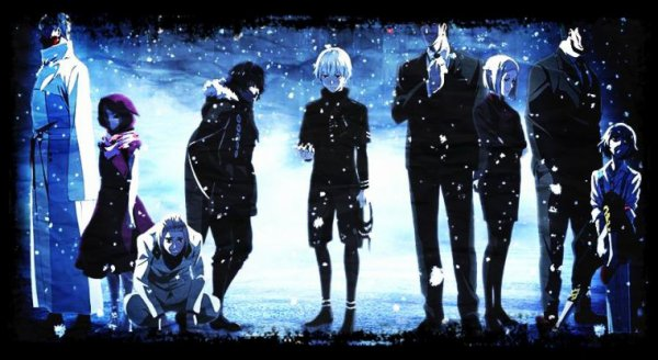 Tokyo Ghoul √A ( 東京喰種√A / 東京喰種トーキョーグール√A) / Tokyo Ghoul 2nd Season / Tokyo Ghoul Root A /Tokyo Kushu 2nd Season