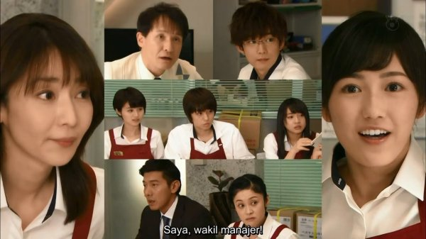 Tatakau! Shoten Girl (戦う!書店ガール) / Fight! Bookstore Girl