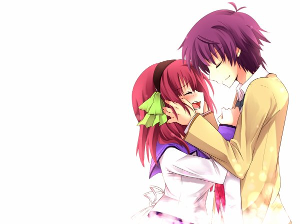 Top 10 de mes couples préférés d'Angel Beats! part 2
