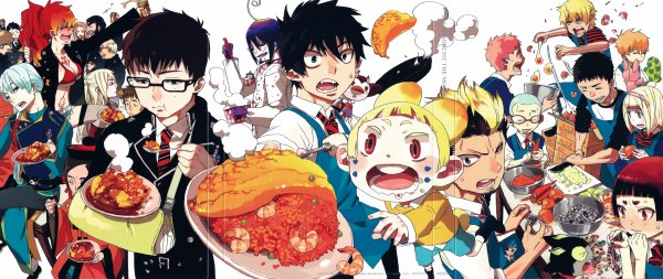 Ao no Exorcist The Movie / Blue Exorcist - Le Film / Blue Exorcist The Movie / Ao no Exorcist Gekijouban (青の祓魔師(エクソシスト))