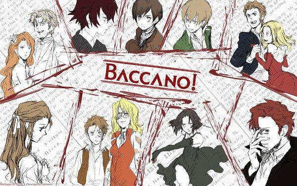 Baccano! (バッカーノ!)