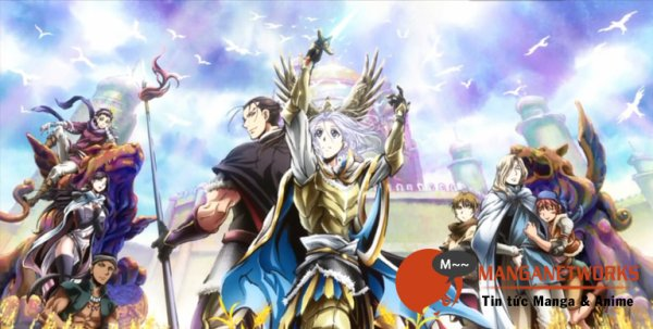 Arslan Senki (TV) - Fuujin Ranbu (アルスラーン戦記 風塵乱舞) / The Heroic Legend of Arslan - Fuujin Ranbu / Arslan Senki (TV) 2nd season /  The Heroic Legend of Arslan - Dust Storm Dance