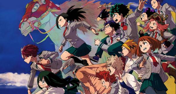 Boku no Hero Academia (僕のヒーローアカデミア) / My Hero Academia