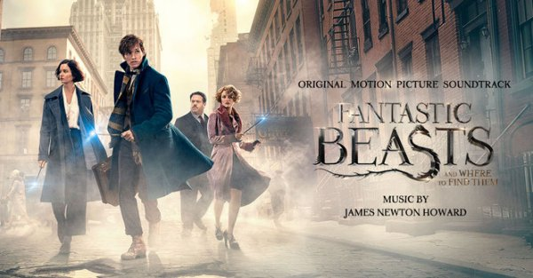 Les Animaux fantastiques / Fantastic Beasts and Where to Find Them