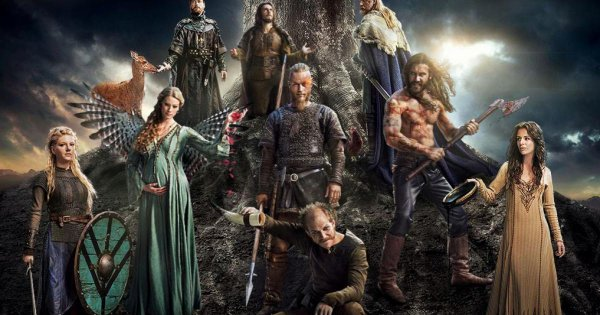Vikings : Saison 2