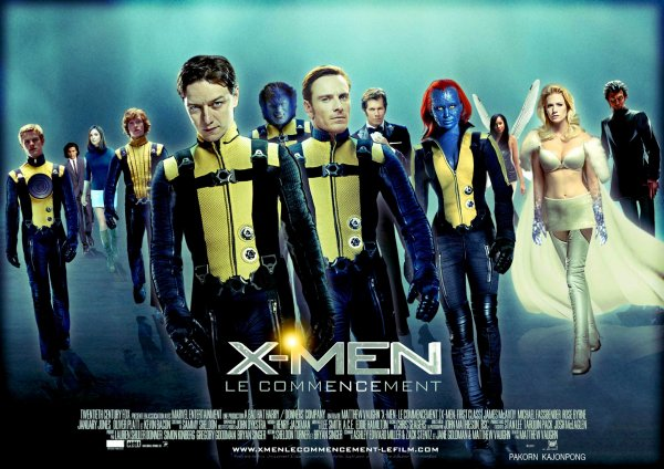 X-Men : Le Commencement (X-Men : First Class)