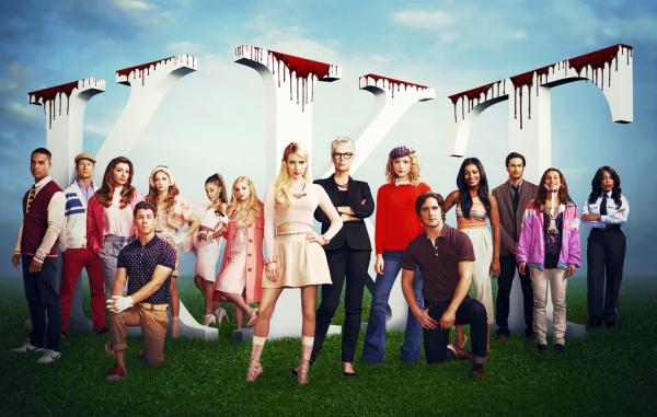 Scream Queens : Saison 1