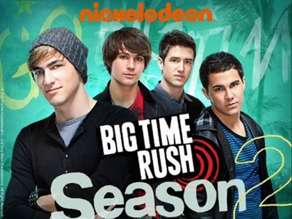 Big Time Rush: saison 2