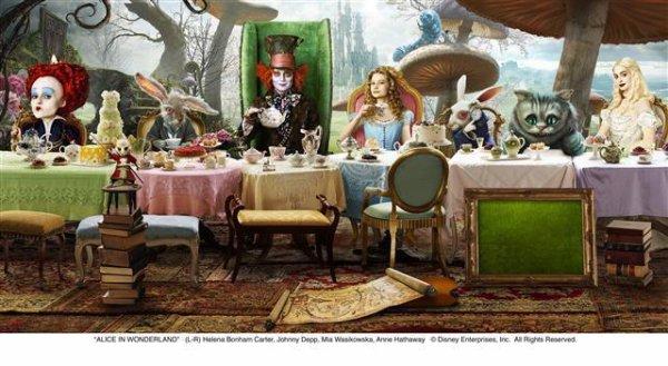 Alice au Pays des Merveilles / Alice in Wonderland (Burton)