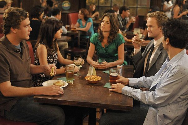 How I Met Your Mother: Saison 4