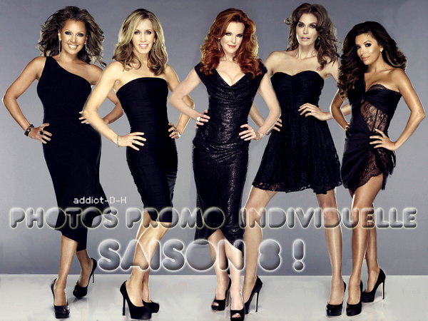 Desperate Housewives: Saison 8