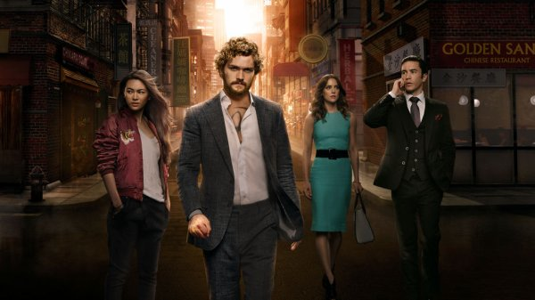 Iron Fist: Saison 1