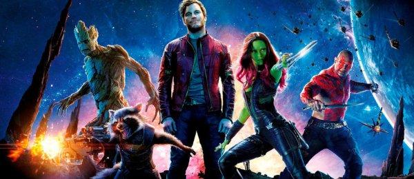Les Gardiens de la Galaxie (Guardians of the Galaxy)