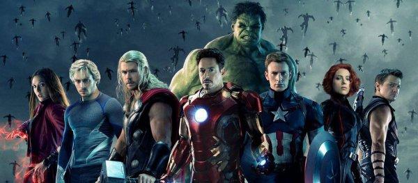 Avengers: L'Ere d'Ultron (Avengers: Age of Ultron)