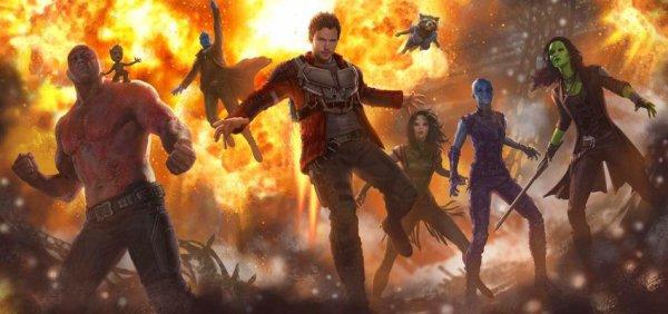 Les Gardiens de la Galaxie vo.l 2 (Guardians of the Galaxy vol. 2)