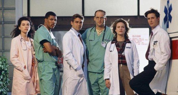 Urgences (ER): Saison 1