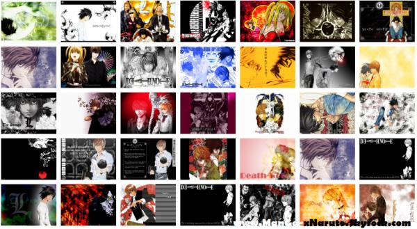 →  Death Note (デスノート