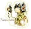 → Kuroshitsuji ! 黒執事