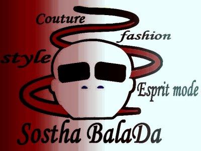 Design Sostha Balada couture