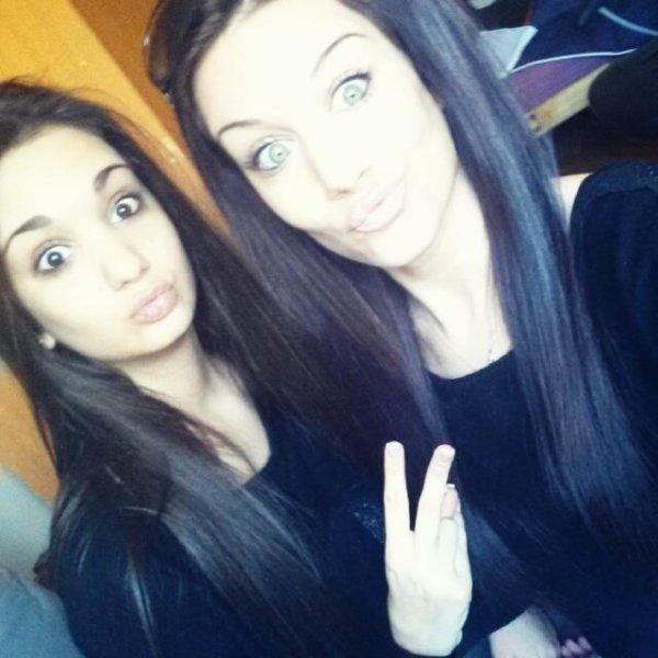 Une meilleure amie, une confidente, un amour, une vie, tout simplement une soeur <3