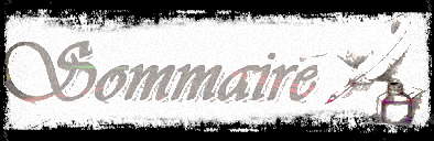 Sommaire SAISON 2