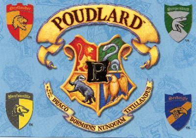 Caracteristiques Des Differentes Maisons De Poudlard Harry Potter