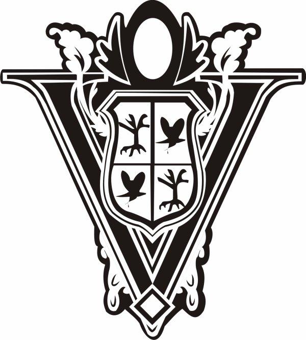 Top Le symbole des volturi. clan vampire italien habitant a  UG93