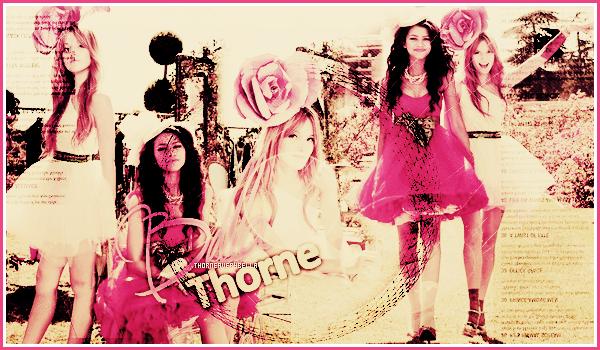 ● Bienvenue sur ThorneAveryBella, ta source d'actu' sur la magnifique Bella Thorne !