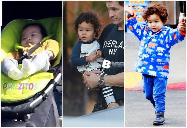 Halle Berry & Ses Enfants Nahla & Maceo
