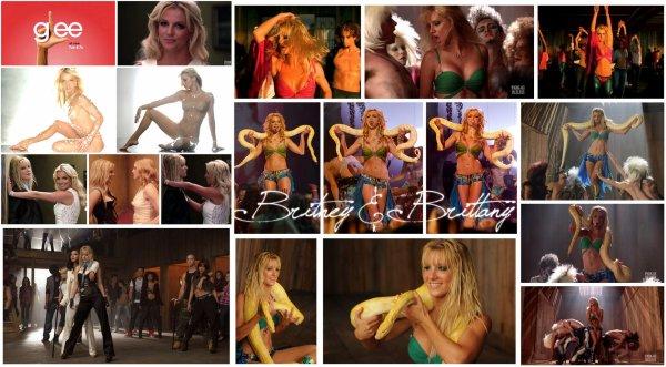 Glee - Britney & Brittnay