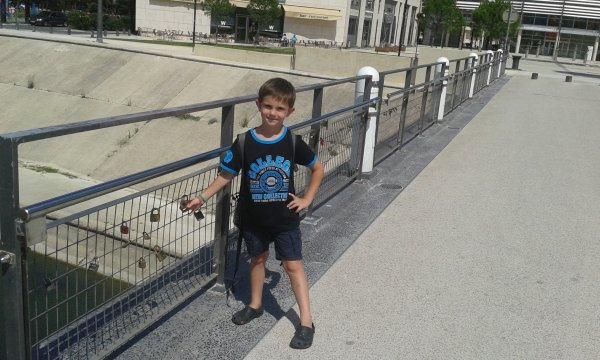 AOUT 2014 - Montpellier/Carnon