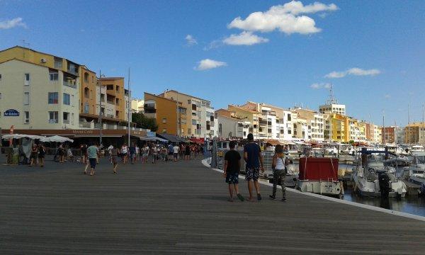 AOUT 2014 - Cap d'Agde