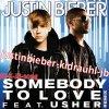 My World 2.0 / Justin Bieber - Somebody To Love ft. Usher (Remix) (justinbieber-kidrauhl-jb) (2010)